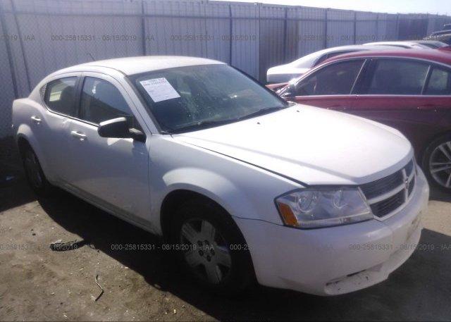 Inventory #890859204 2010 Dodge AVENGER