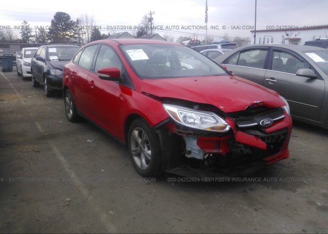 Inventory #460620377 2013 FORD FOCUS