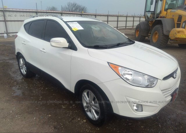 Inventory #626852479 2013 Hyundai TUCSON