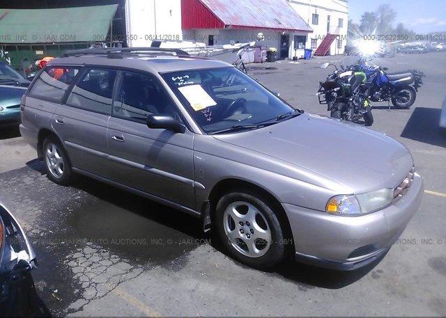 Inventory #771744456 1999 Subaru LEGACY