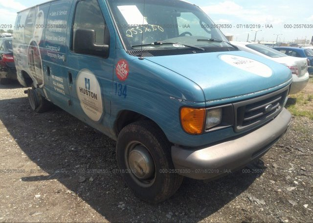 Inventory #804718069 2006 FORD ECONOLINE