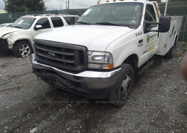 Inventory #138509773 2004 FORD F450