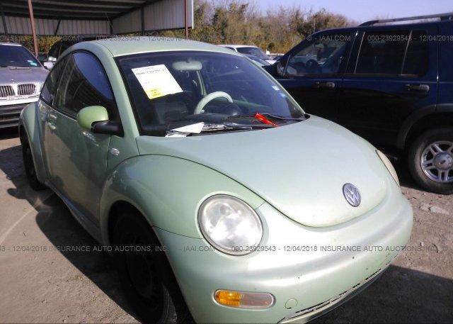 Inventory #203644391 2002 Volkswagen NEW BEETLE