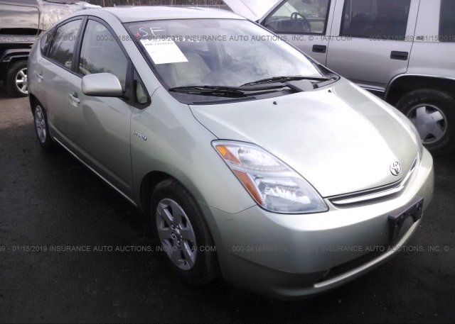 Inventory #728502411 2007 Toyota PRIUS