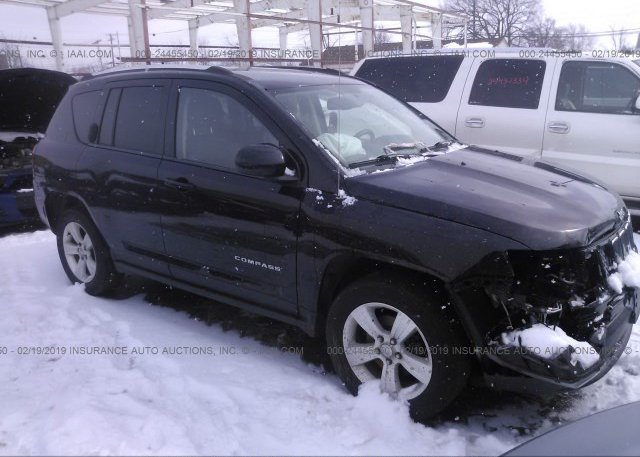 Inventory #207802506 2014 JEEP COMPASS