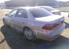 1999 Honda ACCORD - 1HGCG5649XA037781 [Angle] View