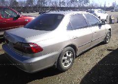 1999 Honda ACCORD - 1HGCG5649XA037781 rear view
