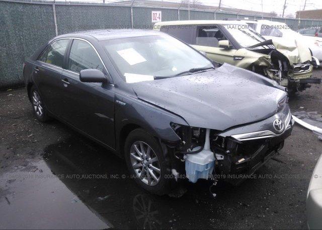 Inventory #762578682 2010 Toyota CAMRY