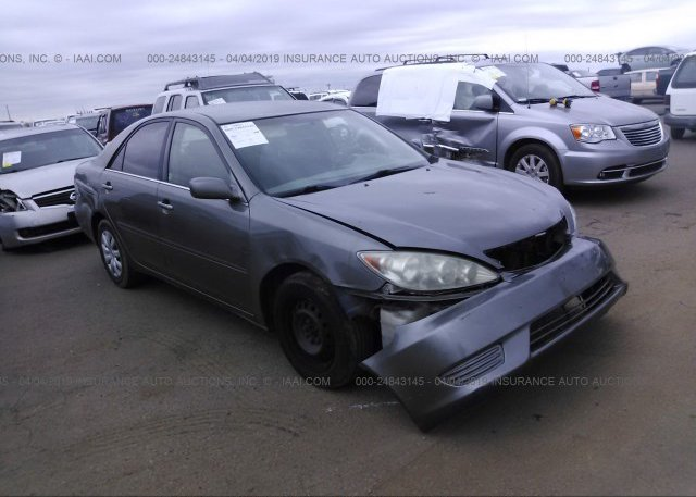 Inventory #739452405 2005 Toyota CAMRY