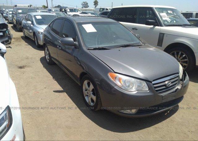 Inventory #962597408 2008 Hyundai ELANTRA