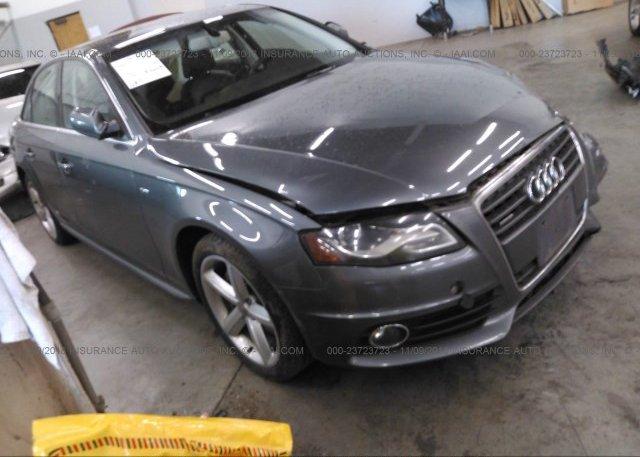 Inventory #645703163 2012 AUDI A4