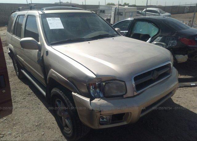 Inventory #601610719 2001 Nissan PATHFINDER