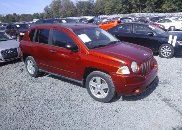 Inventory #404144272 2008 JEEP COMPASS