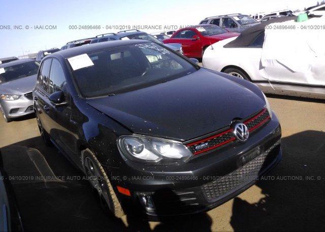 Inventory #842694744 2011 Volkswagen GTI
