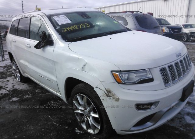 Inventory #757984919 2015 JEEP GRAND CHEROKEE