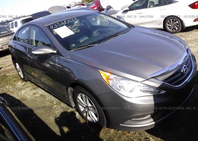 Inventory #210016695 2014 Hyundai SONATA