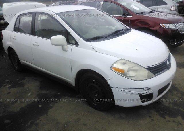 Inventory #517641142 2008 Nissan VERSA