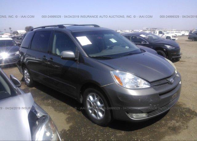 Inventory #910608226 2005 Toyota SIENNA