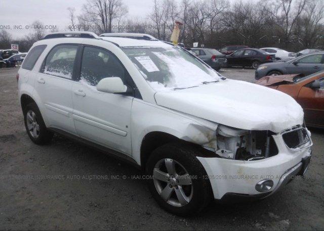 Inventory #734455168 2007 Pontiac TORRENT