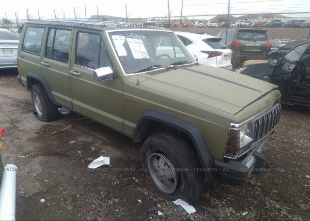 Inventory #923657165 1989 JEEP CHEROKEE