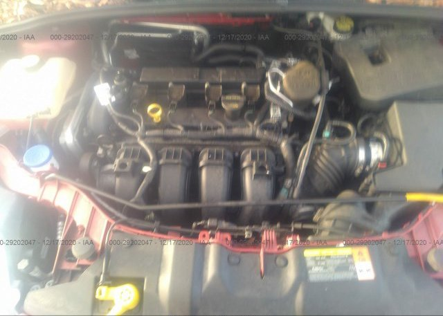 1FAHP3K2XCL151421 2012 FORD FOCUS