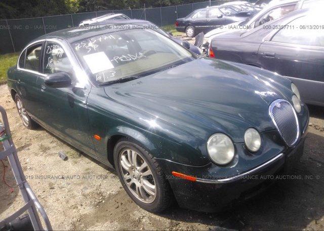 Inventory #479825163 2005 Jaguar S-TYPE