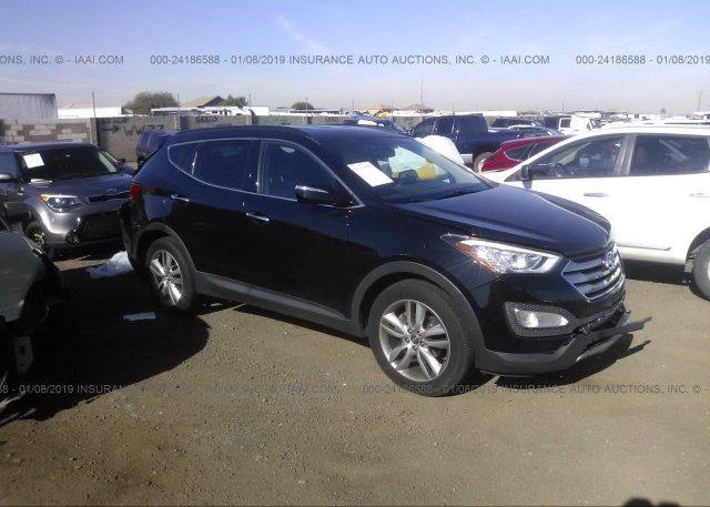 Inventory #433575572 2014 Hyundai SANTA FE SPORT