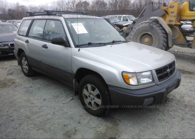 Inventory #553729184 2000 Subaru FORESTER