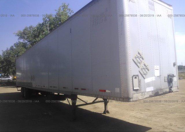 Inventory #463603112 2000 WABASH NATIONAL CORP VAN