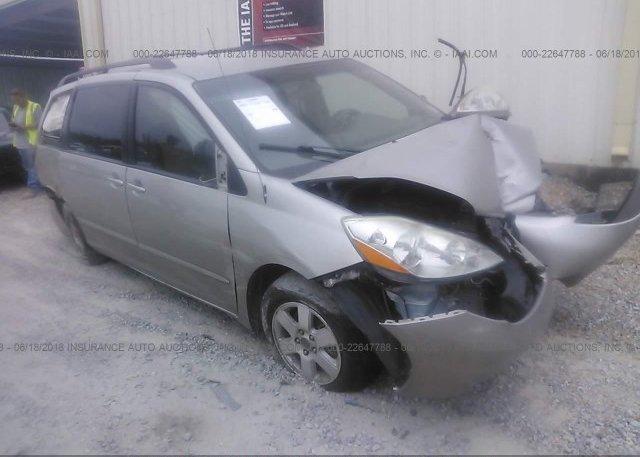 Inventory #532348412 2006 Toyota SIENNA