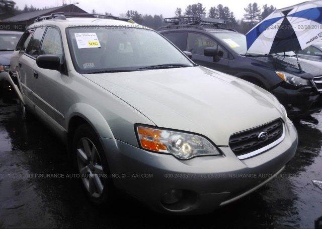 Inventory #409540101 2007 Subaru LEGACY