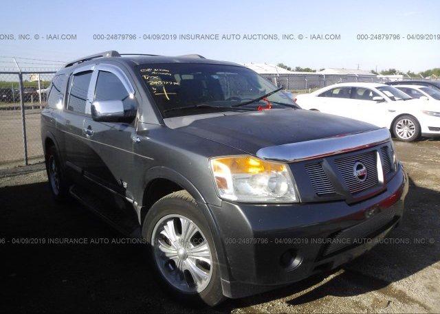 Inventory #320183381 2008 Nissan ARMADA