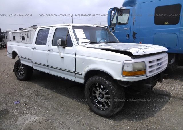 Inventory #813018675 1994 FORD F350
