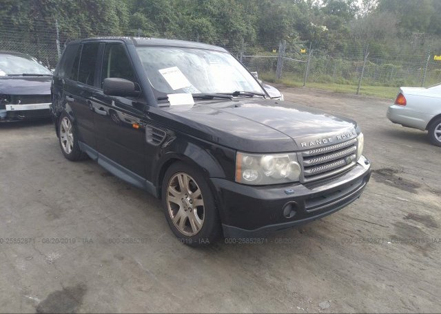 Inventory #560646912 2006 Land Rover RANGE ROVER SPORT
