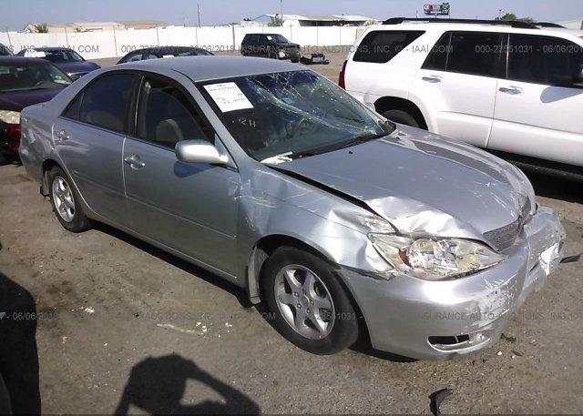 Inventory #377770564 2002 Toyota CAMRY