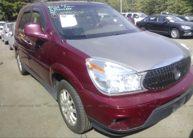 Inventory #916584369 2007 Buick RENDEZVOUS