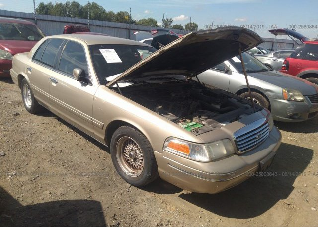 Inventory #206415035 1999 FORD CROWN VICTORIA