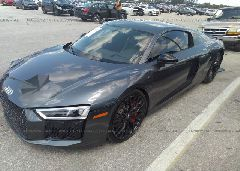 2018 AUDI R8 - WUABAAFXXJ7902117 Right View