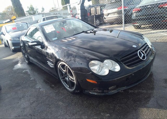 Inventory #652745865 2005 Mercedes-benz SL