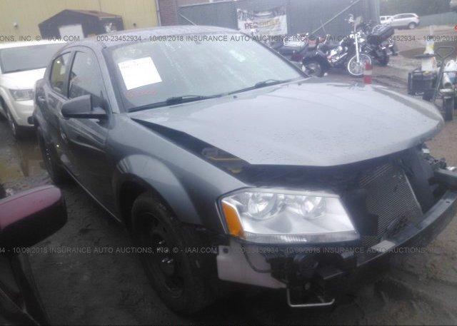 Inventory #588048887 2012 Dodge AVENGER