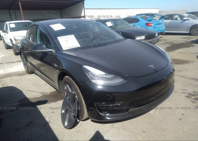 Inventory #335757219 2018 Tesla MODEL 3