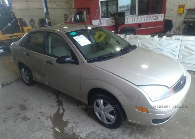 Inventory #479299366 2007 FORD FOCUS
