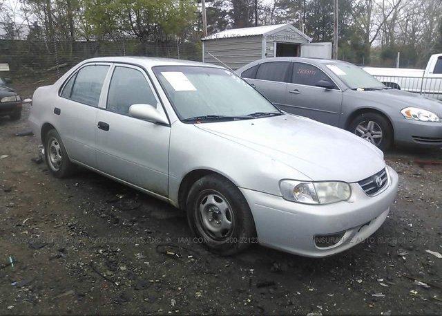 Inventory #745144835 2001 Toyota COROLLA