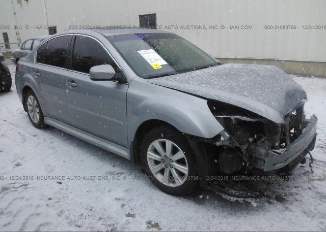 Inventory #702419047 2011 Subaru LEGACY