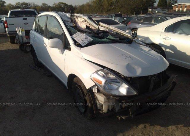 Inventory #829255020 2012 Nissan VERSA