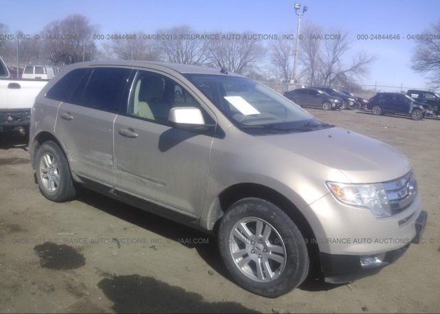 Inventory #902897697 2007 FORD EDGE