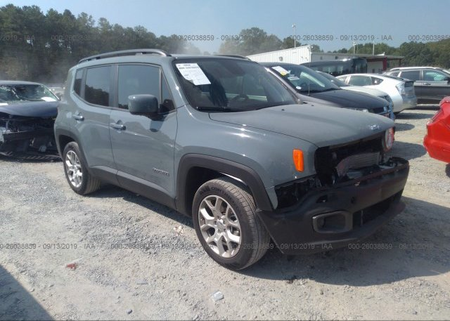 Inventory #703274672 2018 JEEP RENEGADE