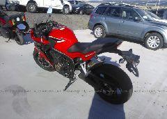 2018 Honda CBR650 - MLHRC7457J5400023 [Angle] View