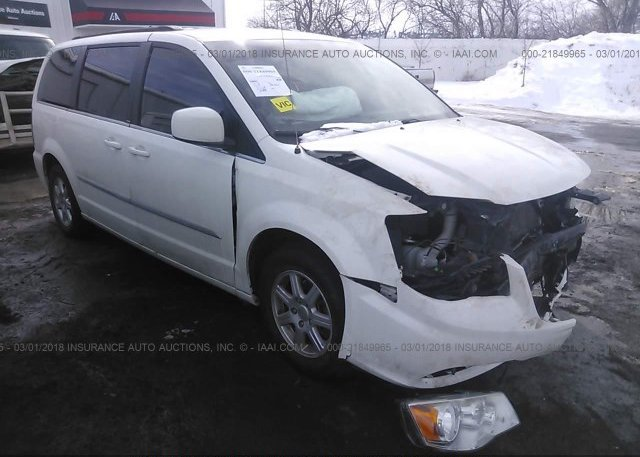 Inventory #257068221 2012 Chrysler TOWN & COUNTRY