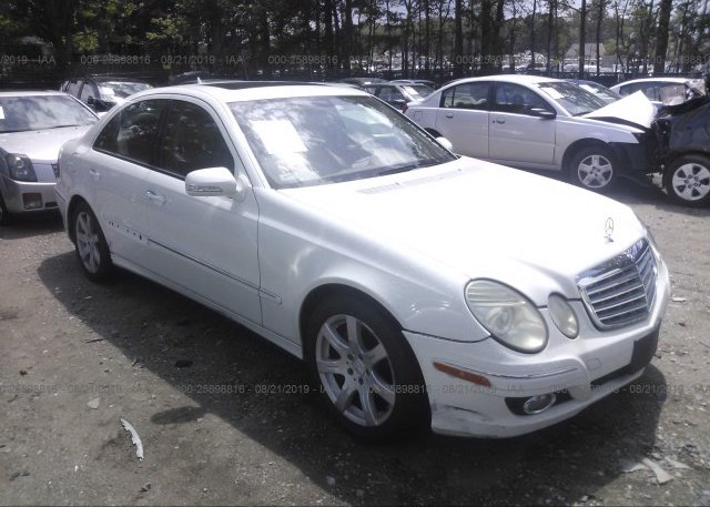 Inventory #316060796 2007 Mercedes-benz E